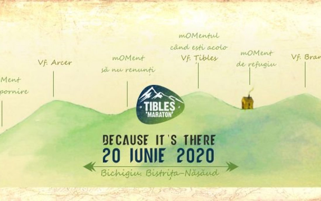 Țibleș Maraton - 15 iunie 2019
