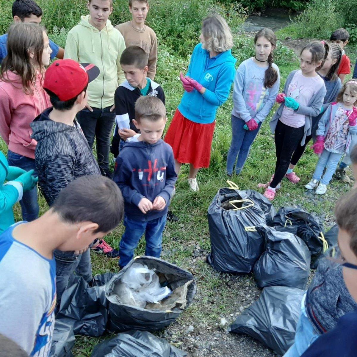 Râul Bichigiu - oxigen pentru comunitate